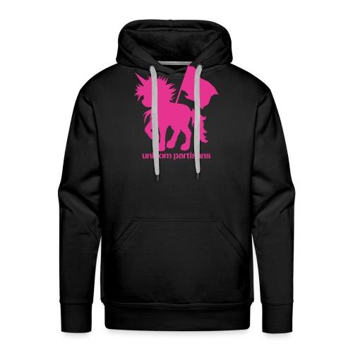 unicorn partisans - Men's Premium Hoodie