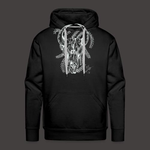 Le Taureau - Sweat-shirt à capuche Premium pour hommes