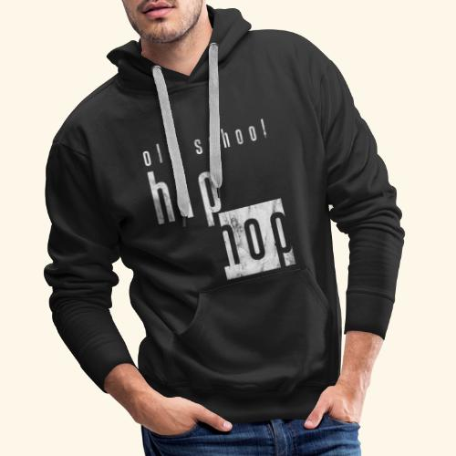 Hiphop - Männer Premium Hoodie