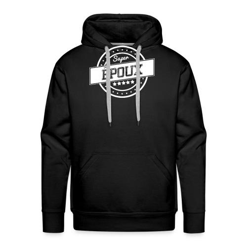 Super époux - Sweat-shirt à capuche Premium pour hommes