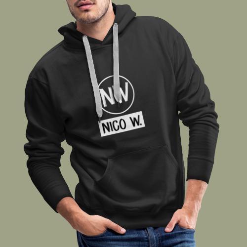 NW mit LOGO - Männer Premium Hoodie