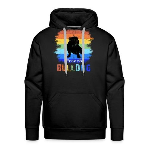 Französische Bulldogge - French Bulldog - T-Shirt - Männer Premium Hoodie