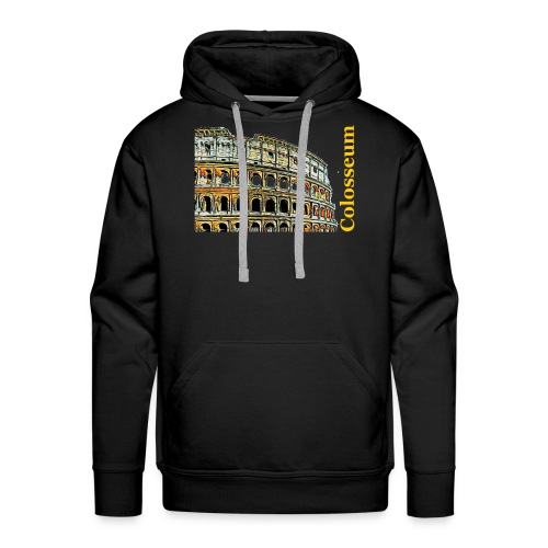 Colosseum - Männer Premium Hoodie
