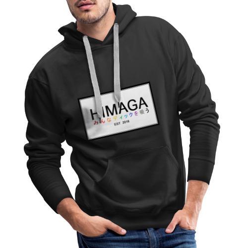 HIMA JAPAN COLLECTION - Miesten premium-huppari