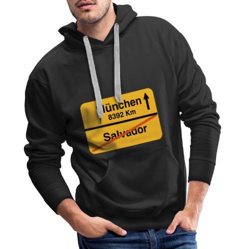 Salvador Muenchen - Männer Premium Hoodie