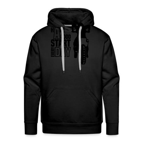 Have a good Start MX (HQ) - Männer Premium Hoodie