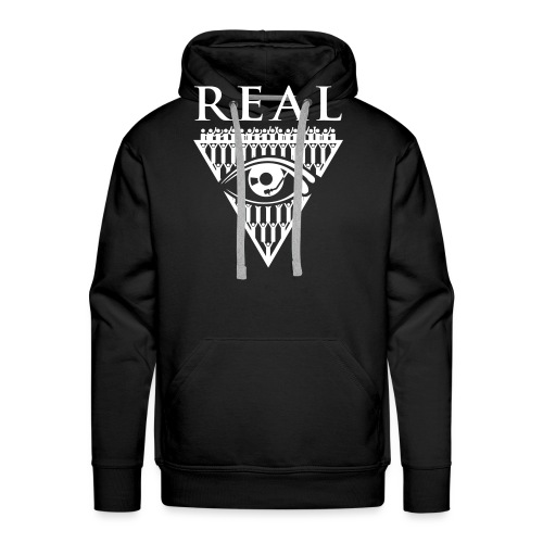 REAL Original - Men's Premium Hoodie