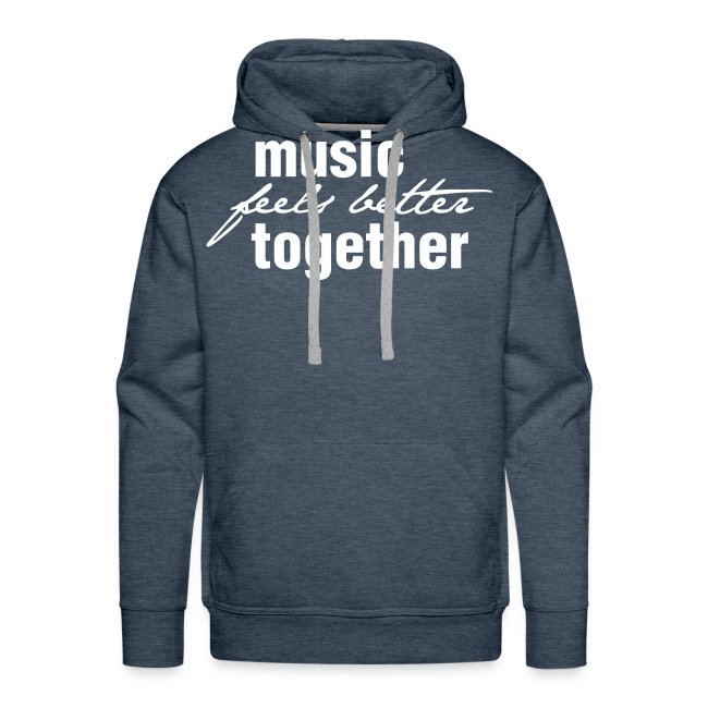 Music feels better together