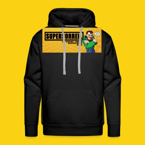 Sorrell Facebook Banner png - Men's Premium Hoodie