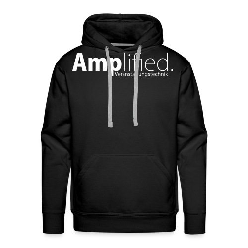 Amplified_mitVA 2 - Männer Premium Hoodie