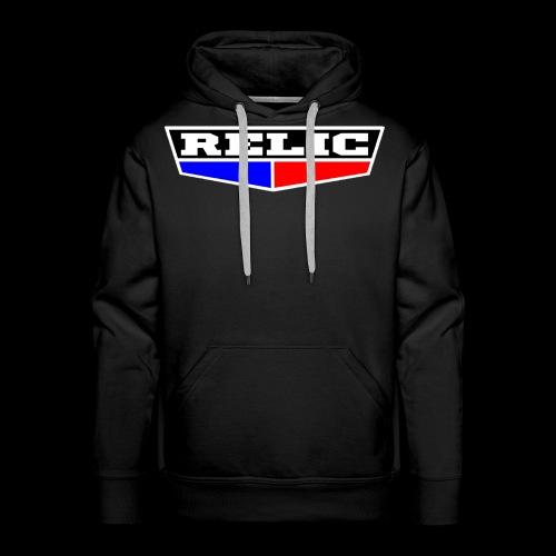 relicbase - Sweat-shirt à capuche Premium pour hommes