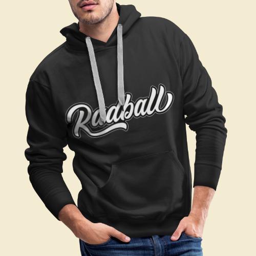 Radball - Männer Premium Hoodie