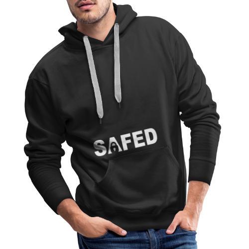 Safed - Männer Premium Hoodie
