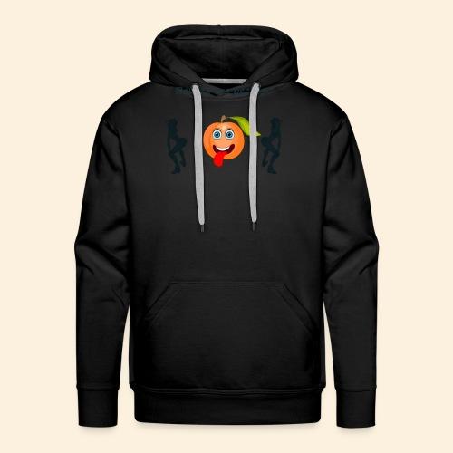 Bougez vos pêches ! - Sweat-shirt à capuche Premium pour hommes