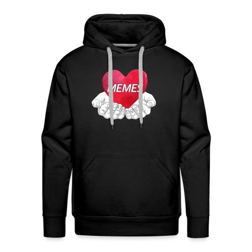 Love Memes - Men's Premium Hoodie