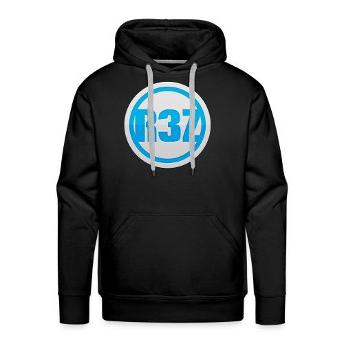 Rez Logo - Miesten premium-huppari