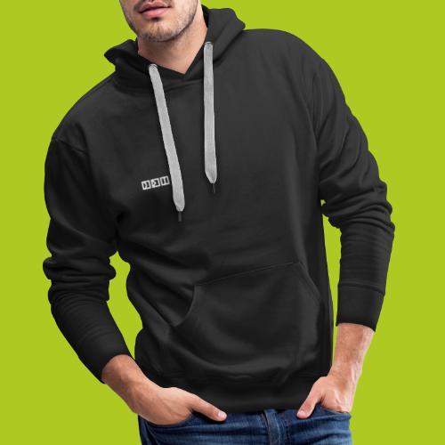 squary - Sweat-shirt à capuche Premium pour hommes