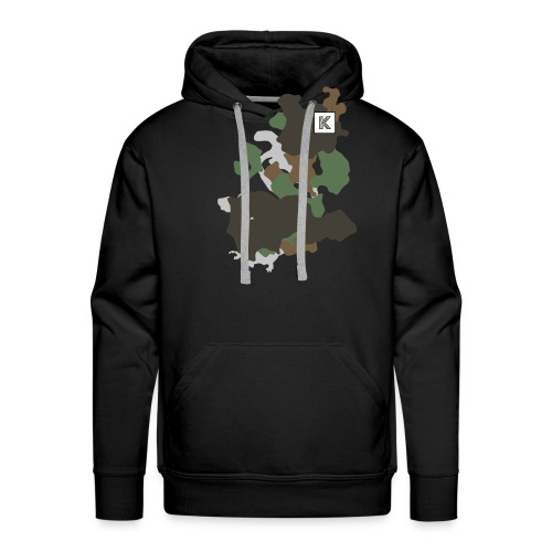 Original Kuster Camo Edition - Männer Premium Hoodie