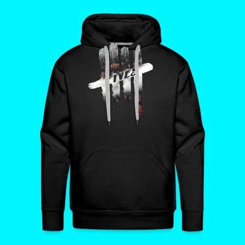 fives fog - Sweat-shirt à capuche Premium pour hommes