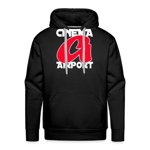 CINEMA AIRPORT finale a - Mannen Premium hoodie