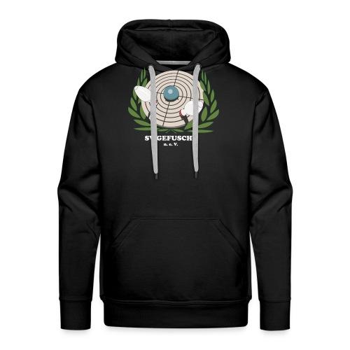SVG - Abteilung Kegelei - Logo - Männer Premium Hoodie