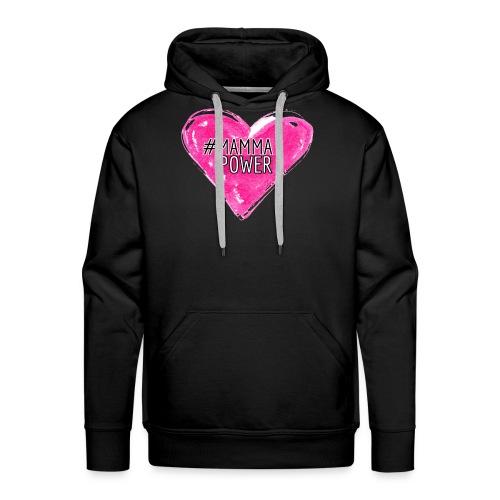 #mammapower - Men's Premium Hoodie