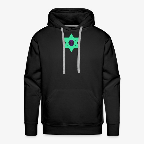 Star eye - Men's Premium Hoodie