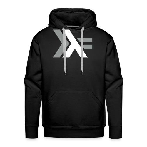 Haskell Logo - Men's Premium Hoodie