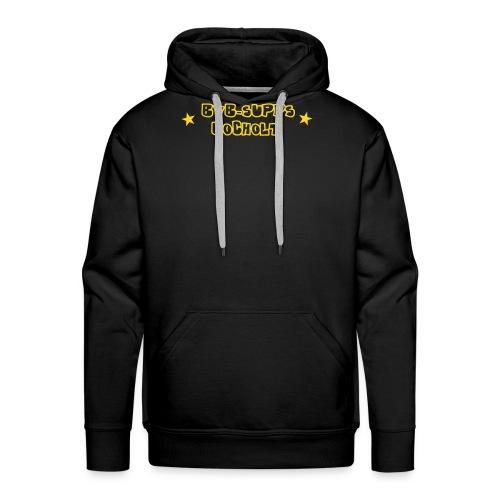 logoeinfach - Männer Premium Hoodie