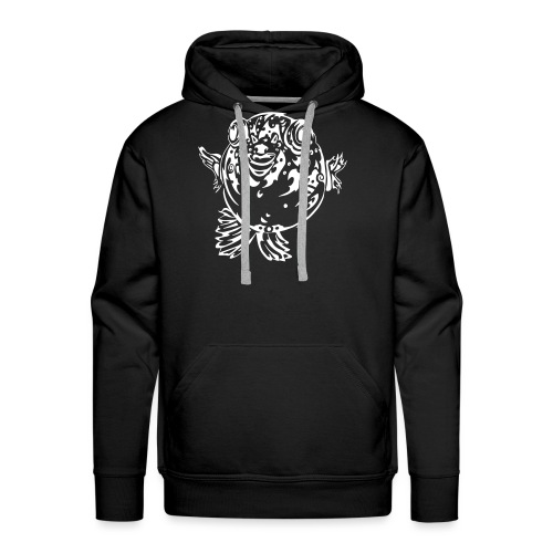 Puff the Blowfish - Men's Premium Hoodie