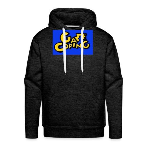Original Game Coping Logo - Men's Premium Hoodie