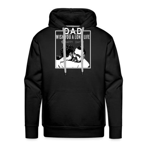 Dad Day - Men's Premium Hoodie