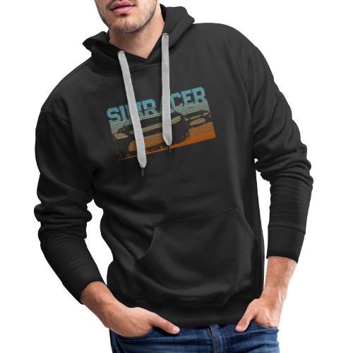 Sim Racing T-Shirt Geschenk für Rennspiel Fans - Männer Premium Hoodie