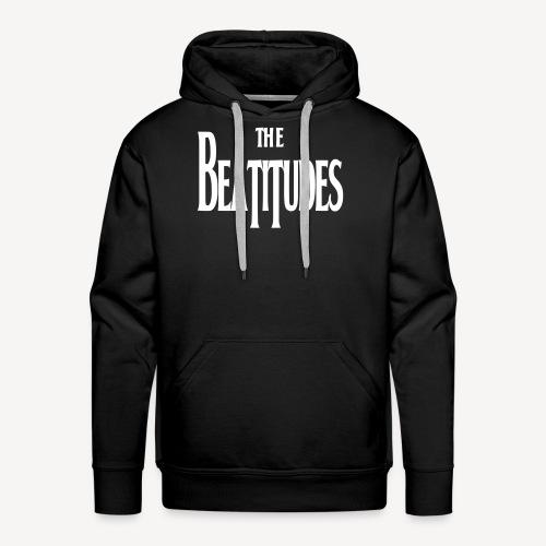 THE BEATITUDES - Men's Premium Hoodie