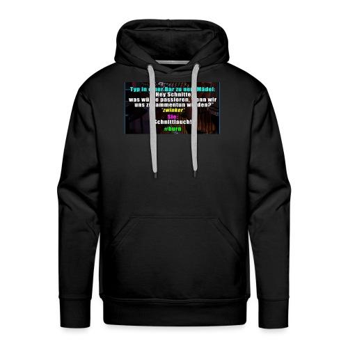 SchnitLauch - Männer Premium Hoodie