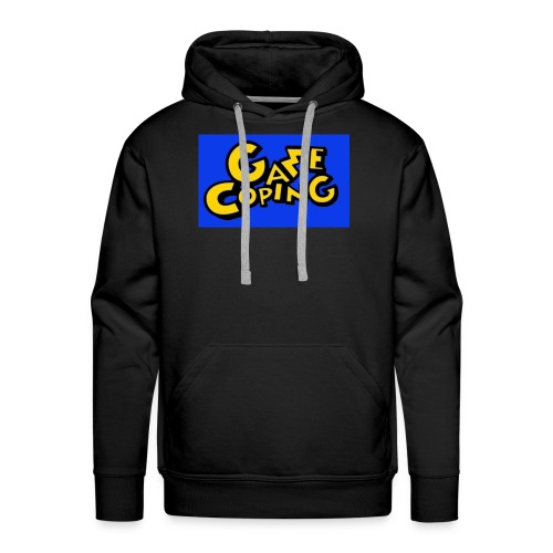 Original Game Coping Logo - Men's Premium Hoodie