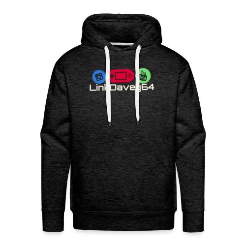 LinkDavey64 - Mannen Premium hoodie