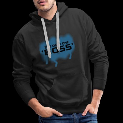 the only one BOSS - Männer Premium Hoodie