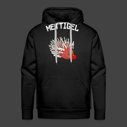 Mettigel - Männer Premium Hoodie