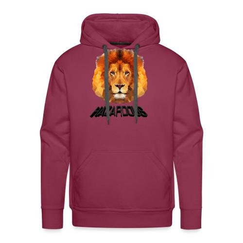 hazarous png - Männer Premium Hoodie