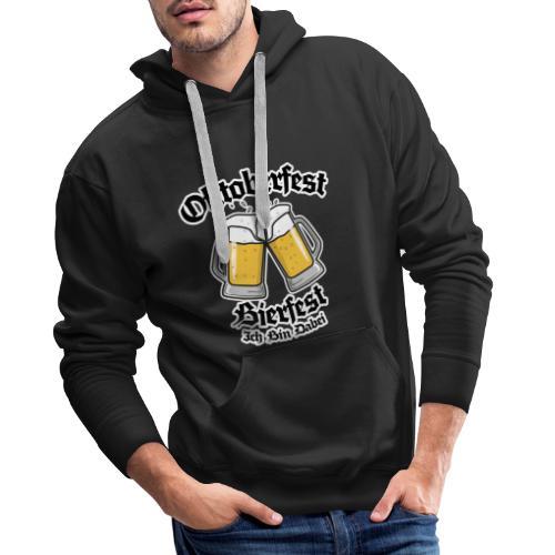 Oktoberfest - Mannen Premium hoodie