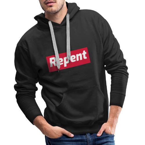 REPENT - Men's Premium Hoodie