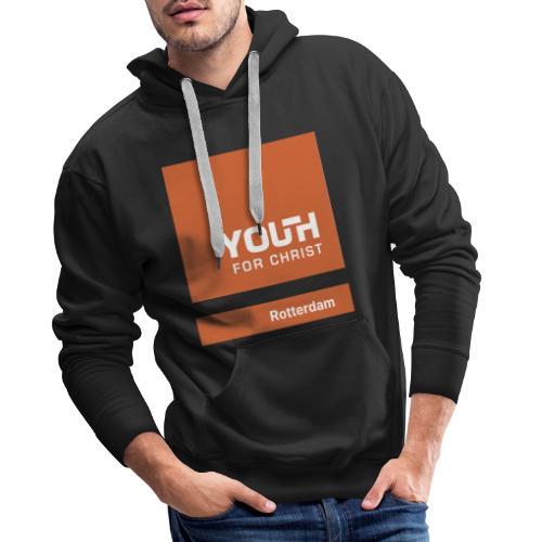 Logo drukwerk - Mannen Premium hoodie