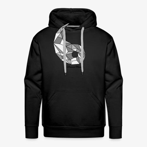 DreamWave Yang - Sweat-shirt à capuche Premium pour hommes