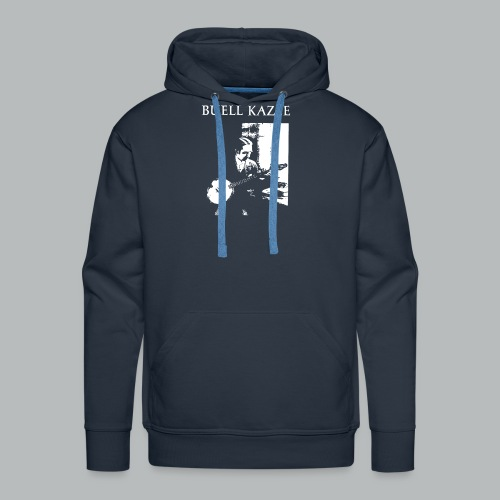 Post Punk or Banjo - Men's Premium Hoodie