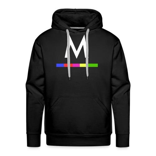 Metro - Sudadera con capucha premium para hombre