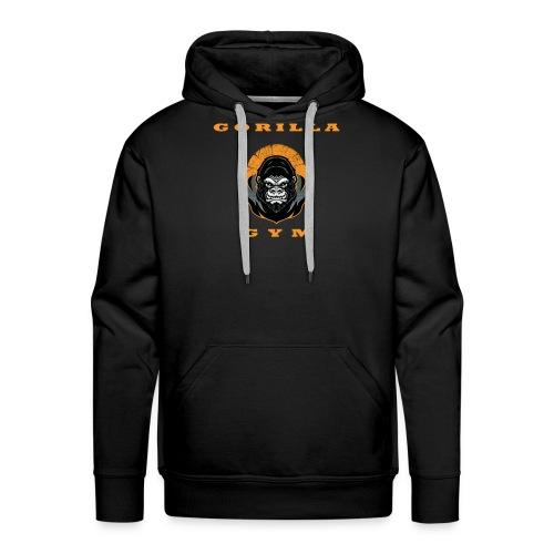 Gorilla GYM - Männer Premium Hoodie