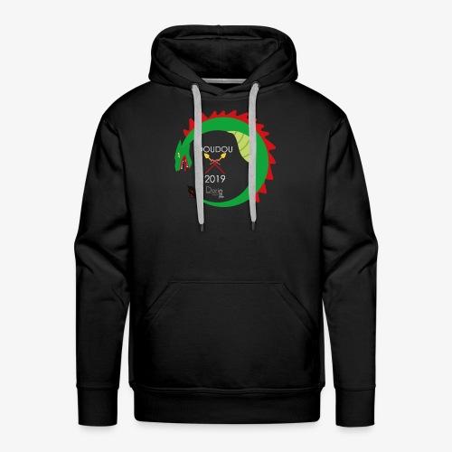 Dragon Doudou 2019 - Sweat-shirt à capuche Premium pour hommes