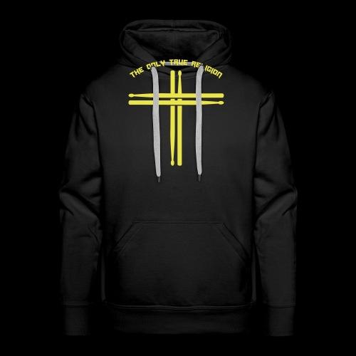 True Religion - Männer Premium Hoodie