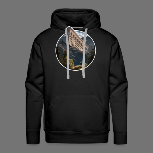 House in the Mountain - Männer Premium Hoodie